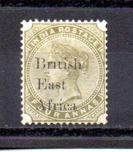 British East Africa 63 MH