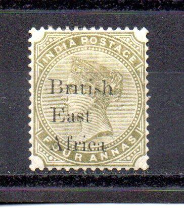 British East Africa 63 MH