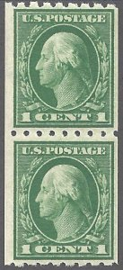 410 Mint,OG,NH... Pair... SCV $32.50
