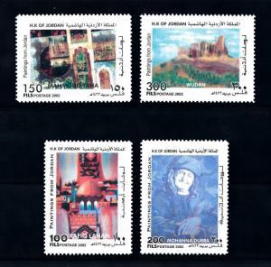 [91824] Jordan 2002 Paintings from Jordan  MNH