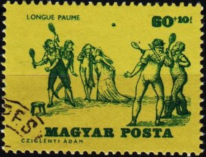 Hungary. 1965 60fi+10fi S.G.2083 Fine Used
