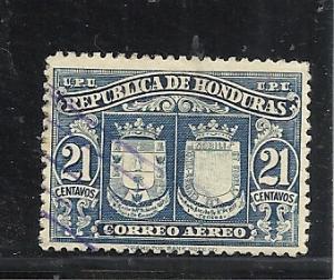 Honduras #C160 used cv $.30
