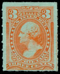 momen: US Stamps #RB13c Unused Revenue