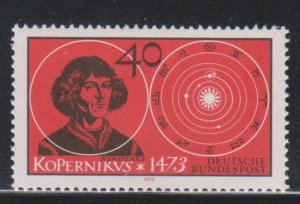 Germany, 40pf Copernicus (SC# 1104) MNH