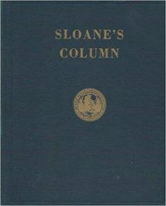 Sloan's Column Hardcover – 1961 George Sloan