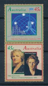 [73478] Australia 1993 Inter-Parliamentary Conference Women in Parlament  MNH