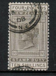 New Zealand #AR24 Very Fine Used