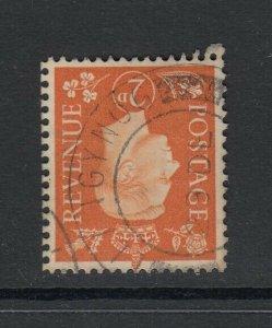 Great Britain, SG 465Wi (Watermark Inverted), used
