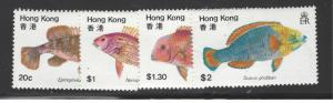 Hong Kong marine life complete set