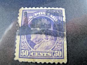 U.S. SCOTT #440   Used   (kb440)