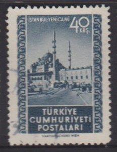 Turkey Sc#1069 Used