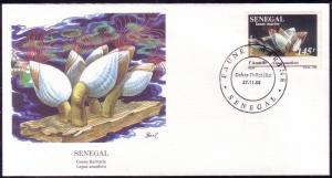 Senegal FDC SC# 845 Goose Barnacle L311