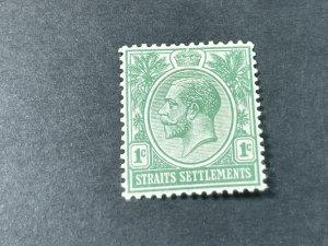 STRAITS SETTLEMENTS # 149--MINT/HINGED----SINGLE----1912-18(LOTB)