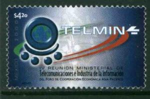 MEXICO 2188, Meeting of Telecommunications Ministers. MINT, NH. F-VF.