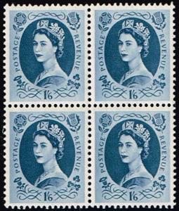 Great Britain # 308  MNH
