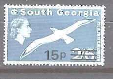 South Georgia 28 MNH Bird SCV20