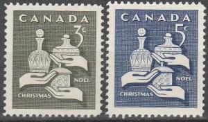 Canada #443-4 MN F-VF (SU6066)