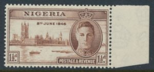 Nigeria  SG 60 SC# 71  MNH Victory 1946 please see scan