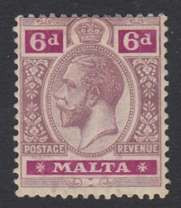 Malta Sc 58 (SG 80), MHR