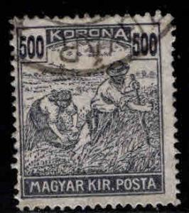 HUNGARY Scott 361 Used stamp
