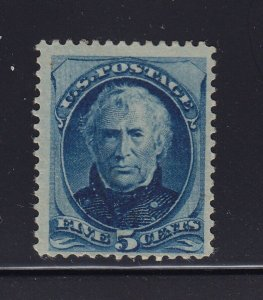 179 F-VF original gum previously hinged with nice color cv $ 700 ! see pic !