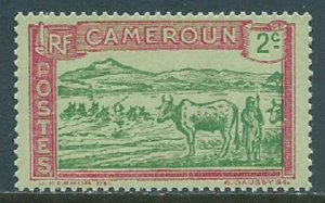 Cameroun, Sc #171, 2c MH
