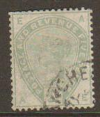 Great Britain #104 Used