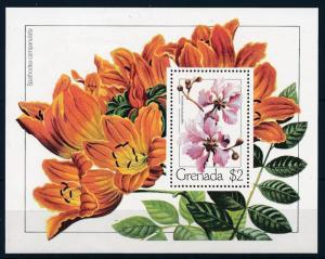 Grenada MNH S/S 914 Flora Flowers 1979