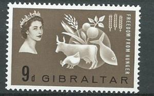 Gibraltar  SG 174 MVLH
