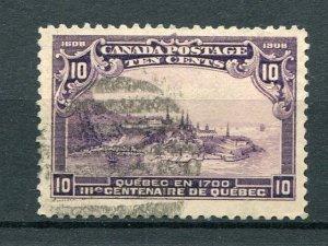 Canada #101  Used  VF   Lakeshore Philatelics