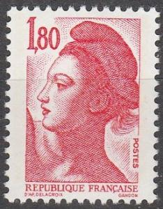 France #1798  MNH F-VF (SU7032)