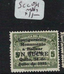 Ecuador SC C04 MNG (4ebw)