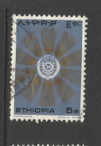 ETHIOPIA 806 VFU Z6039