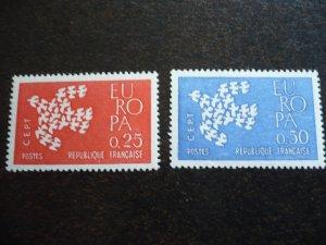 Europa 1961 - France - Set