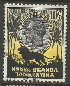 KENYA, UGANDA & TANZANIA 48 VFU X450-7
