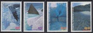 Australian Antarctic Territory L98-L101 MNH (1996)
