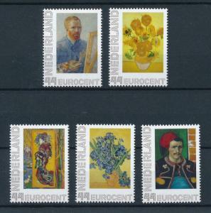 [97749] Netherlands  Art Paintings Vincent van Gogh  MNH