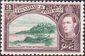 Trinidad & Tobago #52A MH