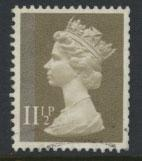 GB Machin 11½p  SG X894Ea right band  Scott MH76 Used  please read details