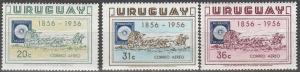 Uruguay #C173-5  MNH F-VF CV $2.90 (V1070)