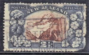NEW ZEALAND SC# 189  USED  MT. COOK SEE SCAN