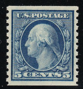 MOstamps - US #496a Mint OG NH Grade XF 90 with PSAG Cert - Lot # MO-2860