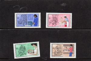 Germany 1987 Craft Work MNH