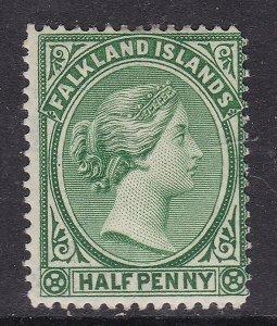FALKLAND ISLANDS^^^^^1892 sc# 9 mint VICTORIA CLASSIC $$@ lar5360falk