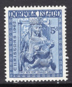 Norfolk Island 45 MNH VF
