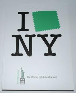 NY 2016 World Stamp Show official catalog,