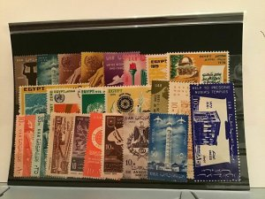 Egypt mounted mint stamps R22593
