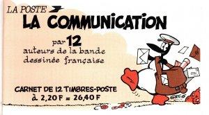France #2099a Complete Booklet  CV $12.00  (X764L)