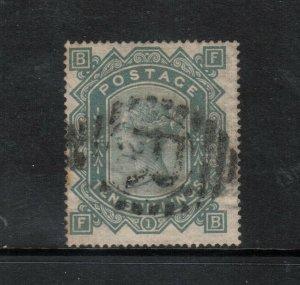 Great Britain #74 Very Fine Used Watermark Maltese Cross