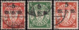Danzig B9-B11 used